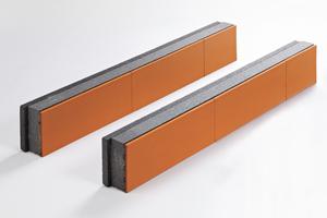 Deckenrandelement mit besten bauphysikalischen Eigenschaften: Besonders in Kombination mit intelligenten Systembauteilen erfüllt modernes Ziegelmauerwerk sogar höchste Schallschutz-Anforderungen.<br />