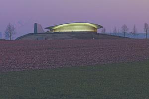 Die neue Skulpturenhalle der Thomas Schütte Stiftung ergänzt den Kulturraum Hombroich um ein weiteres Museum.