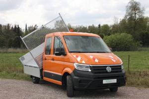 Robust und flexibel: Schoon Fahrzeugsysteme ist Spezialist für individuelle Branchen- und Fuhrparklösungen.
