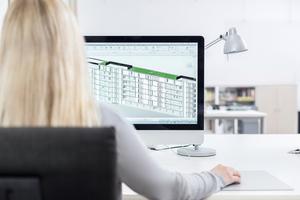 Die Planung per Building Information Modeling (BIM) erhöht die Effizienz.