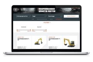 Die Klarx-Webseite bietet ein völlig neues Design.