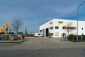 Seit 01.07.2017 bietet das Liebherr-Serviceteam nun auch vom neuen Standort in Buchloe, Süddeutschland, aus ein umfassendes Leistungsportfolio.<br />