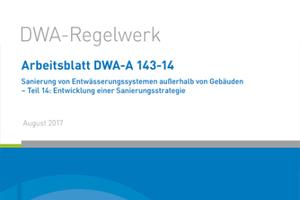 Arbeitsblatt DWA-A 143-14<br />