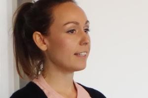Dipl.-Ing Zorana Djuric, Karlsruher Institut für Technologie (KIT), präsentierte neue Erkenntnisse und Prognosemodelle zu Frostangriff und Frostschäden bei Beton.<br />