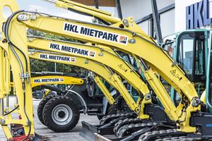 HKL eröffnet im Januar 2018 das HKL Center Rheine und verdichtet somit weiter sein Centernetz im Norden NRWs.<br />