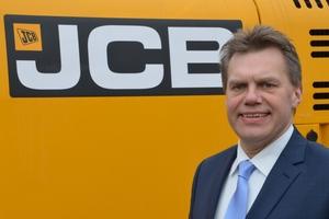 Seit dem 1. März 2018 ist Martin Brokamp (50) bei JCB in Deutschland im Key Account Bereich tätig.