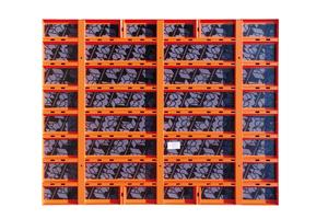 Die flexible Systemschalung Logo.3 ist für unterschiedlich komplexe Baustellen-Anforderungen einsetzbar. Die Angebotspalette reicht von 340 x 270 cm messenden Großflächenelementen bis hin zu schmalen Kunststoffausgleichen.