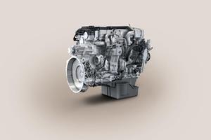 Der Demag AC 45 City wird daher von einem Sechszylinder-Motor der Baureihe 1000/OM 936 angetrieben, der eine Leistung von bis zu 260 Kilowatt erreicht.