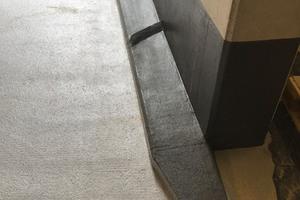 Dank integrierter Detailabdichtung mit Vliesarmierung entsteht mit Triflex ProDeck ein hochwertiger Bauwerksschutz, der vor Rissbildung bewahrt und die Sanierungsintervalle um viele Jahre verlängert.