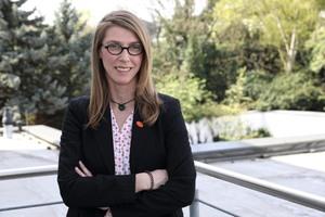 Projektkoordinatorin Susanne Wallrafen