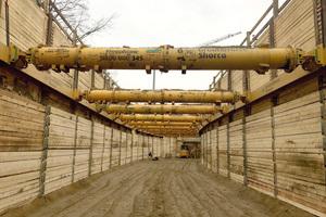 Insgesamt wird das Abwassernetz auf 51 Kilometer Länge saniert.