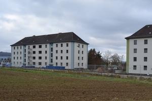 Das Areal der ehemaligen Armstrong-Kaserne blickt auf eine lange Geschichte zurück und wird durch die Neuausrichtung als Wohnlage nun zivil genutzt.