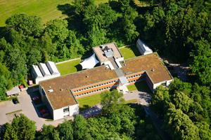 Der Firmensitz der Nesseler Bau GmbH in Aachen.