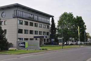 Das Verwaltungsgebäude der Jökel Bau GmbH & Co.KG.
