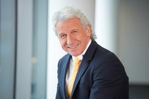Vorsitzender Dieter Straub.