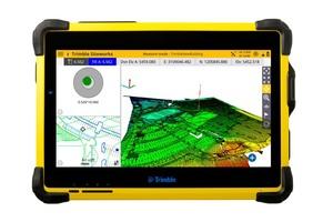 Für die schnelle und leistungsfähige Datenerfassung bei der Arbeit im Feld wird das Trimble Tablet T10 vorgestellt.