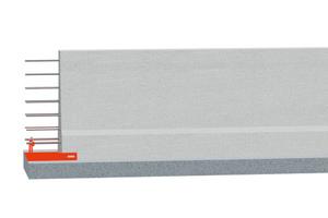 Die Ortbetonschutzwand LT 104 bietet mit der Aufhaltestufe H4b höchste Sicherheit. Ein umfangreiches Programm an Modulen sowie an Übergangskonstruktionen und -elementen erlaubt den Anschluss an andere Betonschutzwände sowie Stahlschutzplanken.