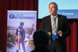 """Prof. Dr.-Ing. Marco Einhaus: """"Der Sicherheitsgedanke muss verstärkt nach außen getragen werden."""""""