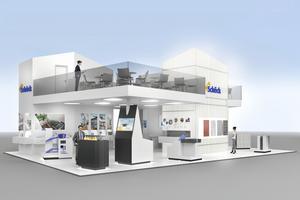 Schöck präsentiert zahlreiche Neuheiten zu Produkten, Brandschutz und Serviceleistungen.