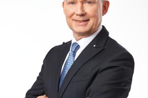 Dr.-Ing. Matthias Jacob, neuer Vizepräsident Technik des Hauptverbandes der Deutschen Bauindustrie.