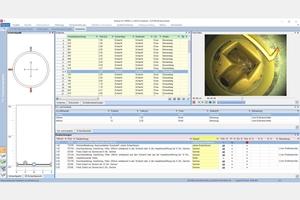 Die reguläre Vor- und Abnahmeuntersuchung der Schächte wurde mit der Schachtinspektionskamera CleverScan durchgeführt. Eine angebundene Software ermöglicht die ausführliche Dokumentation der erbrachten Leistung.