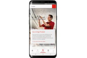 Die App ermöglicht Handwerkern, immer und überall alle wichtigen Informationen aufzurufen.<br />