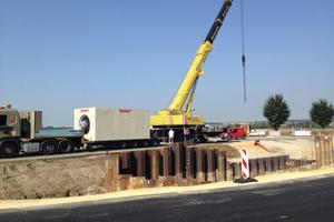 Die Schachtbauwerke wurden nach der FBS-Qualitätsrichtlinie 2-2 hergestellt.