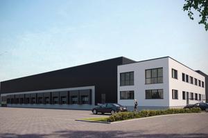 Um mehr Lagerfläche zu schaffen und das Dienstleistungsspektrum zu erweitern, zog die EV Logistik GmbH an einen neuen Standort um.