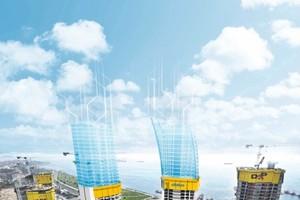 Für Doka bedeutet virtuelles Bauen, dass dank VDC/BIM die Schalungslösungen genauer auf den Bauprozess eines Gebäudes abgestimmt werden können.<br />