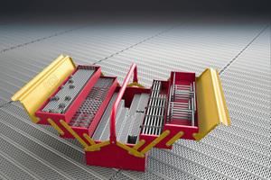 Mit Peri Up ist es gelungen, die besonderen Eigenschaften von Rahmen- und Modulgerüst in einem Systembaukasten zu vereinen.