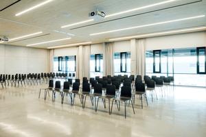 Das Forum des Coreum bietet vielfältige Möglichkeiten für Schulungen und Veranstaltungen.