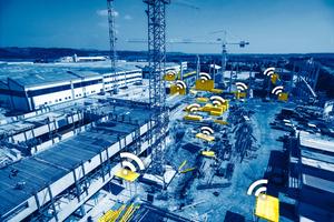 Für Doka bedeutet virtuelles Bauen konkret, dass dank VDC/BIM die Schalungslösungen noch genauer auf den Bauprozess eines Gebäudes abgestimmt werden können.