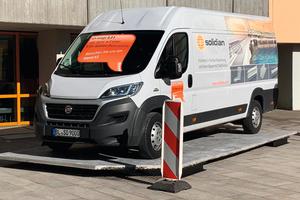 Solidian setzt die Carbonvorspannung als neue und innovative Technologie ein.