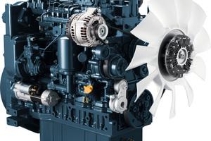 Die Weiterentwicklung von Kubotas neuer globaler Motorenplattform bildet eine globale Plattform für globale OEMs. Er entspricht den Emissionsvorschriften EPA Tier 4, EU-Stufe V + China 4. Produktionsstart ist 2020.