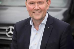 Marcus Breitschwerdt, bisher Leiter Vertrieb Mercedes-Benz Cars Europe, tritt zum 1.&nbsp;Mai&nbsp;2019 die Nachfolge als Leiter Mercedes-Benz Vans an<br />