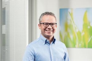 Geschäftsführender Gesellschafter Marcus Reuter.