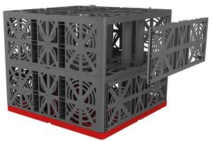Die Graf Eco-Block Module wurden in München verbaut.<br />
