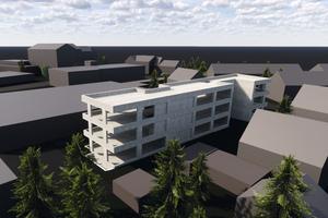 Für das neue Bürogebäude in Nürnberg entwickelte das Doka Competence Center VDC / BIM gemeinsam mit der Engineering Abteilung der deutschen Doka ein 3D-Modell in BIM.