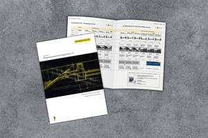 Die Auflage 8.1 des Regenwassermanagement-Handbuchs kommt im neuen Design und gibt eine praktische Gesamtübersicht über die Reinigungssysteme.