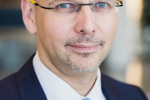 Thomas Bitter, Senior Vice President Technology bei Volvo Construction Equipment