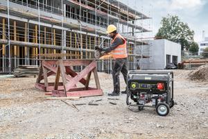 Die neuen Generatoren ermöglichen &nbsp;den Betrieb von elektrisch betriebenen Geräten auch dort, wo keine Stromversorgung zur Verfügung steht.<br />