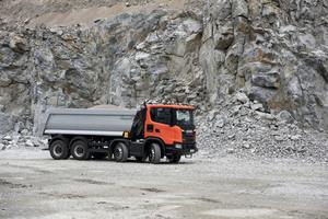 Der Scania XT kann verschiedenste Anwendungen bedienen und Kunden mit einer maßgeschneiderten Lösung unterstützen.<br />