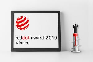 """Die Unternehmensgruppe Fischer wurde mit dem """"Red Dot Award: Product Design 2019"""" ausgezeichnet.<br />"""