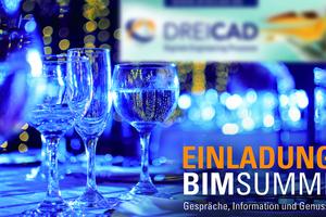 BIM Summit am 04.06.2019 ab 17 Uhr im Forum der ROMA KG in Burgau in der Industriestraße 38. (Bild: Dreicad GmbH)