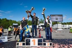 Der erste Platz ging an Norwegen, der zweite an Schweden und der dritte an Polen. (Quelle: Scania)