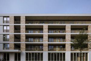 Das Architekturbüro hat zwei Gebäude mit insgesamt 109 barrierefreien Appartements für Senioren entworfen.