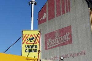 Um Vorfälle wie Diebstahl und Vandalismus beim Abbruch und beim anschließenden Neubau zu verhindern, entschied sich die Ferraro Group für den Einsatz von Video Guard Professional.