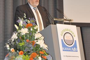 Der Beiratsvorsitzende Gunnar Hunold.