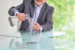 Pierre Sommereijns, CEO von GFK-Rohrproduzent Amiblu.