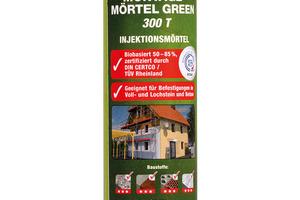 Der FIS Green besteht aus natürlichen und erneuerbaren Ressourcen und bringt die gleiche Leistung wie das petrochemisch basierte Original.